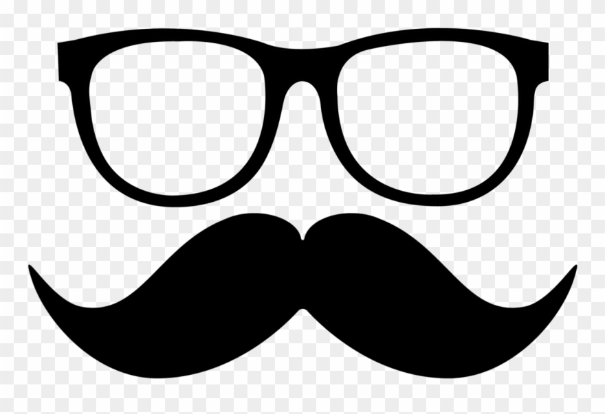 Mustache And Glasses Png - Hipster Moustache Beard Download Hd Png Clipart Transparent Png ...