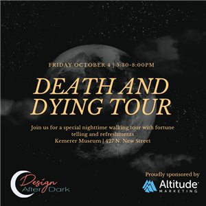 Death And Dying Png - Historic Bethlehem Museums & Sites - Design After Dark: Death ...