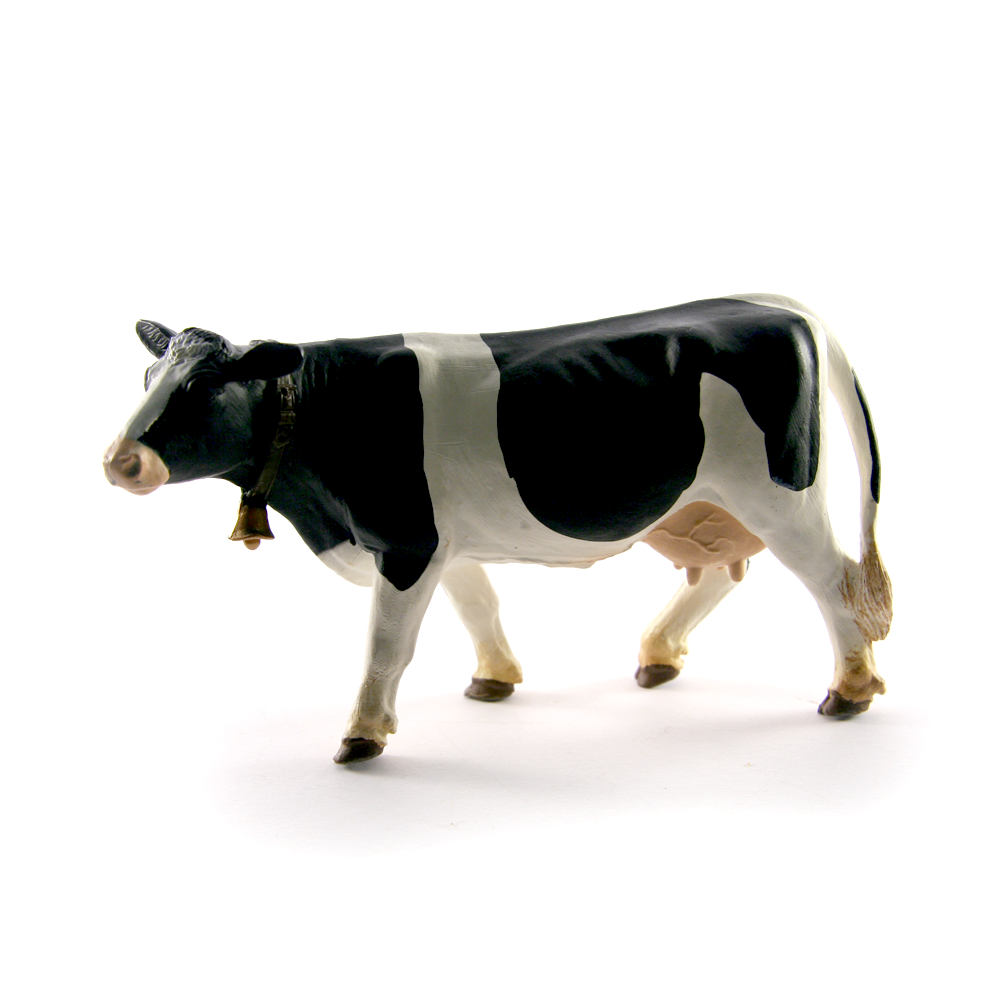 Holstein Cow Png - Holstein Cow Toy - The Wild Animal Store