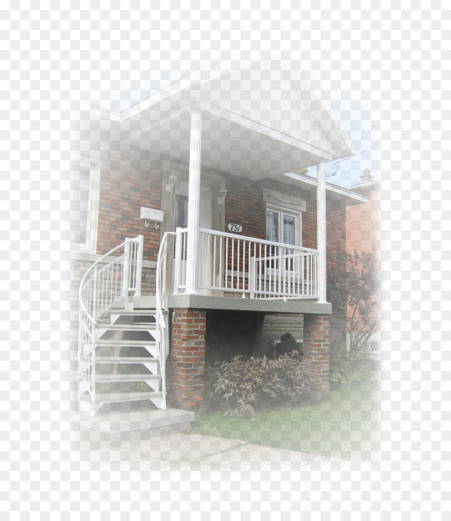 Balcony Porch Png - Home Cartoon png download - 768*1024 - Free Transparent Porch png ...