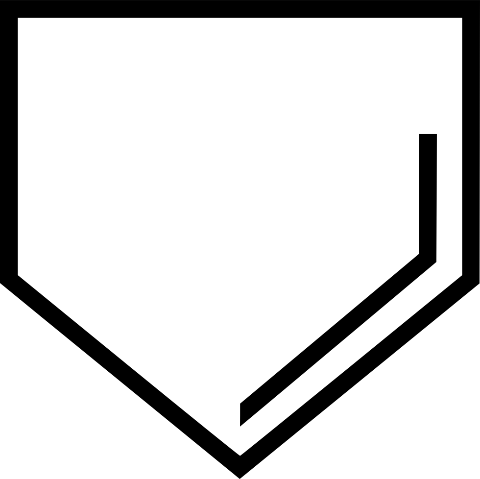 Baseball home plate. Png free transparent images