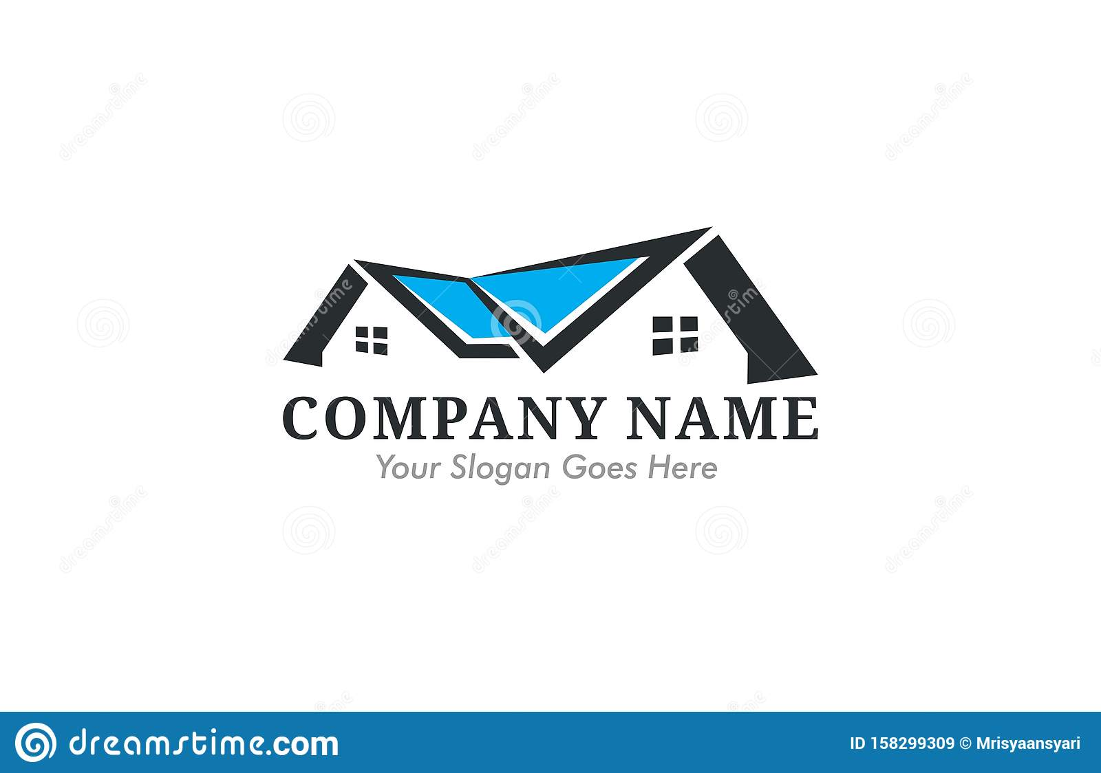 Real Estate Logos Png - Home Real Estate Logo stock vector. Illustration of apartment ...