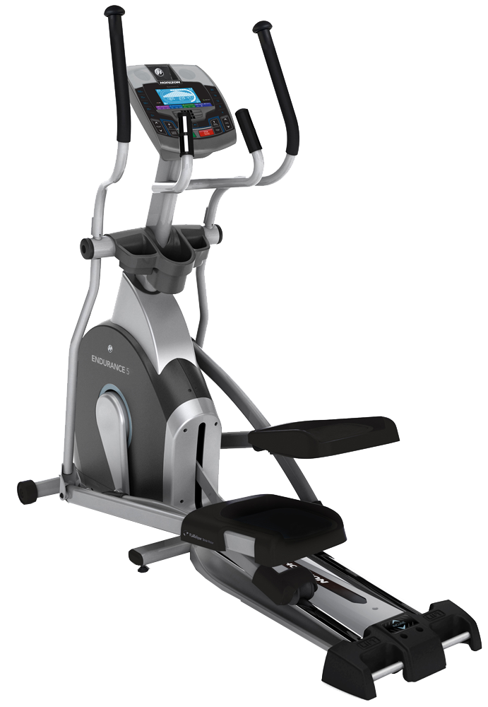 Elliptical Trainer Png - Horizon Endurance 5 Elliptical
