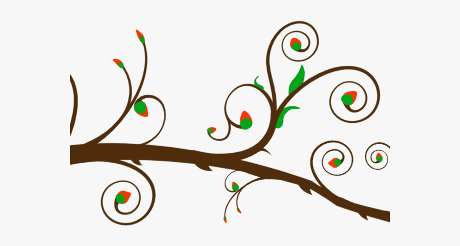 Horizontal Branch Cliparts Vector Tree 1263660 Png Images Pngio