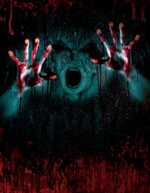 Horror Movie Poster Editing Backgroud Hd 1046243 Png