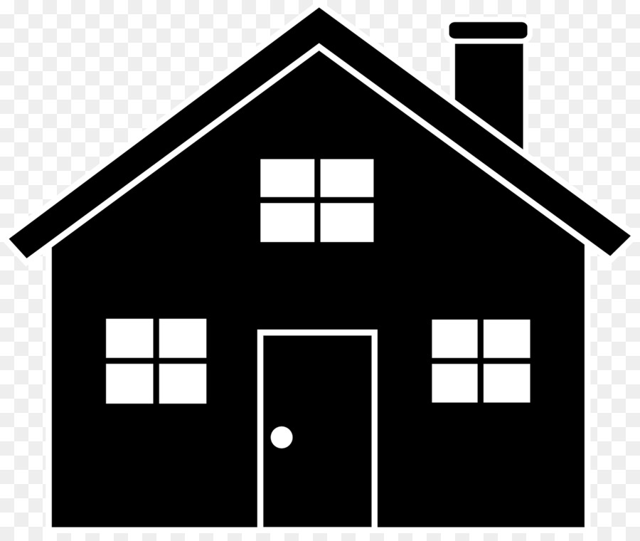 House Silhouette Png - House Silhouette Clip art - Property Outline Cliparts png download ...