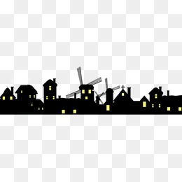 House Silhouette Png - House Silhouette Png, Vector, PSD, and Clipart With Transparent ...