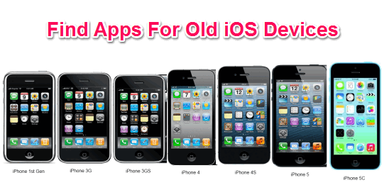 Old Ios Png - How Do I Find Apps for Older iOS Versions? My iPad 1 Still Works ...