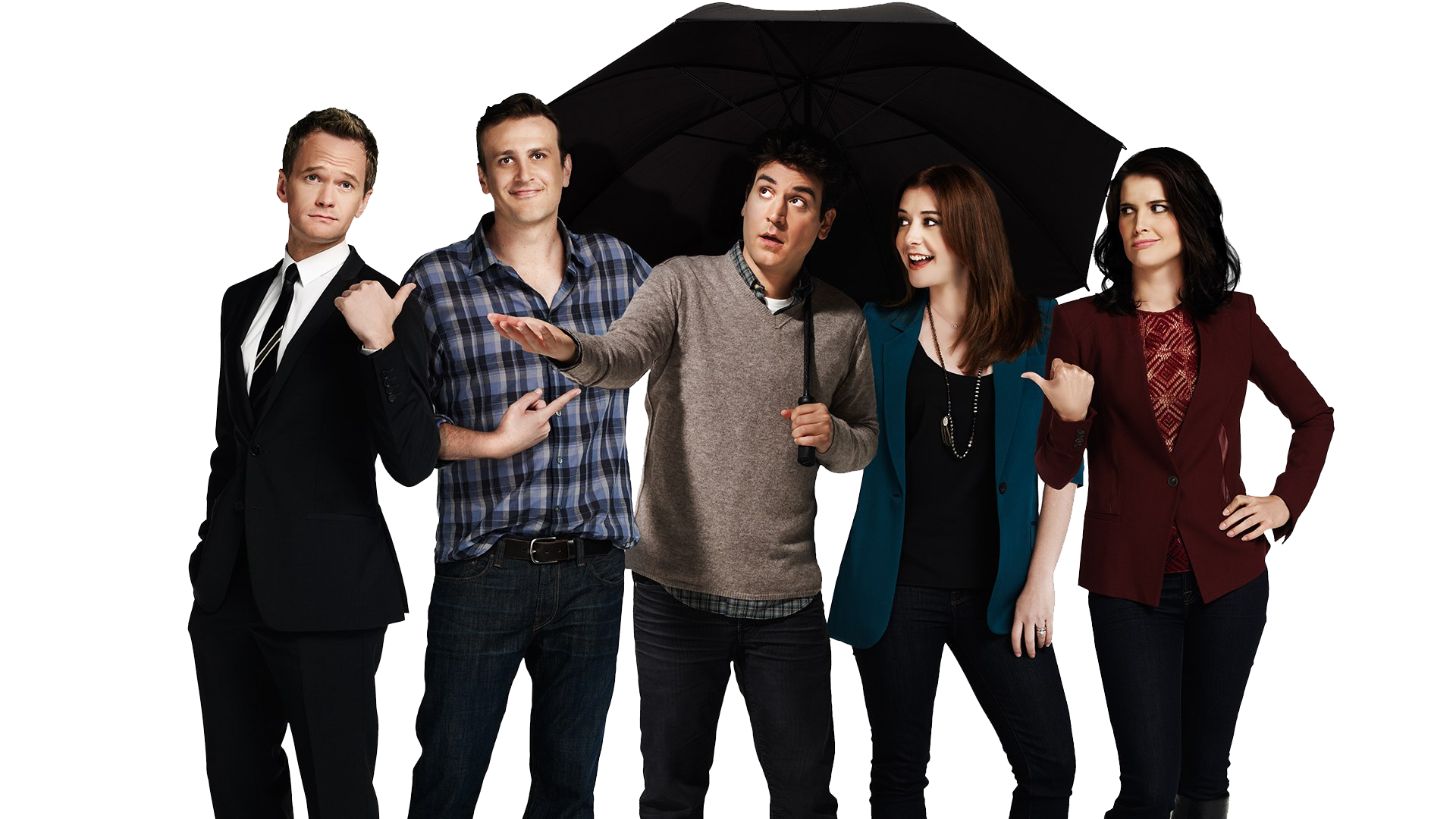 How I Met Your Mother Png - How I Met Your Mother PNG HD Image | PNG All