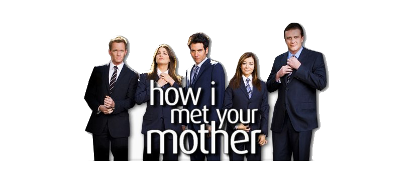 How I Met Your Mother Png - How I Met Your Mother PNG Image | PNG All