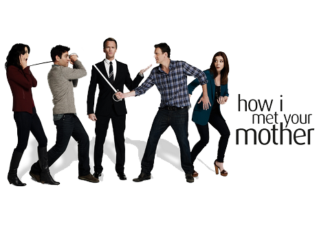 How I Met Your Mother Png - How I Met Your Mother PNG Transparent Images | PNG All