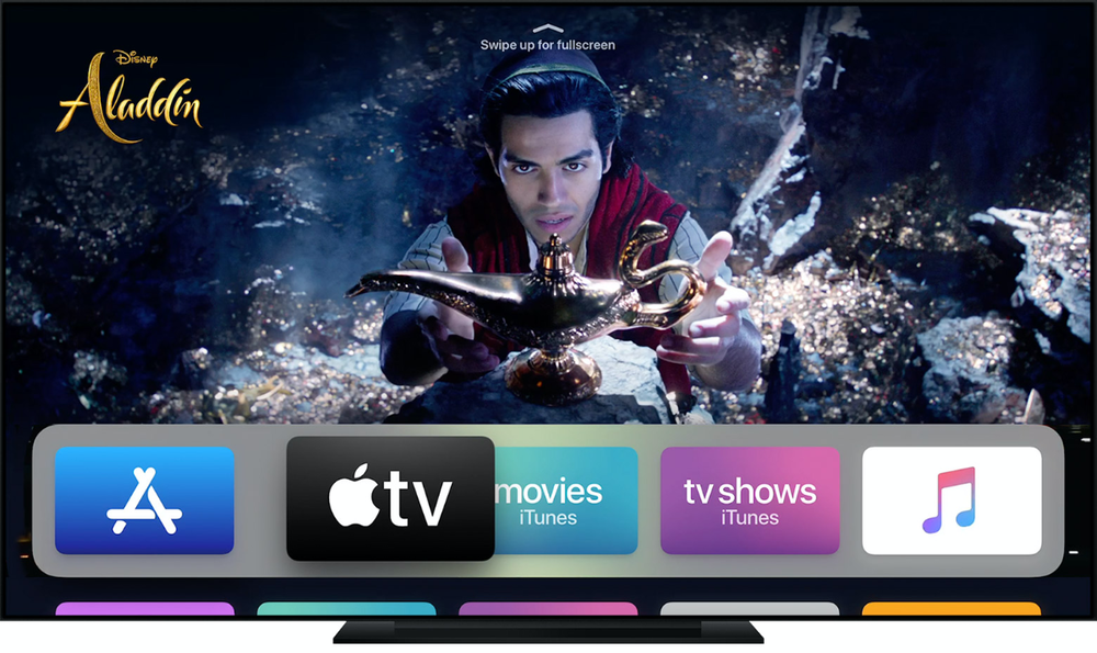 Tvos Png - How to arrange and hide Apple TV apps in tvOS 13 — Apple World Today