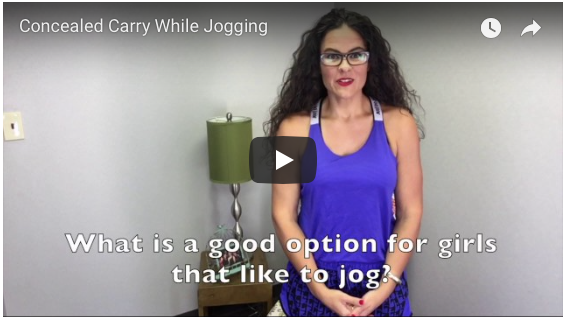 Jogging Holster Png - How to Concealed Carry While Jogging - Flashbang Boutique