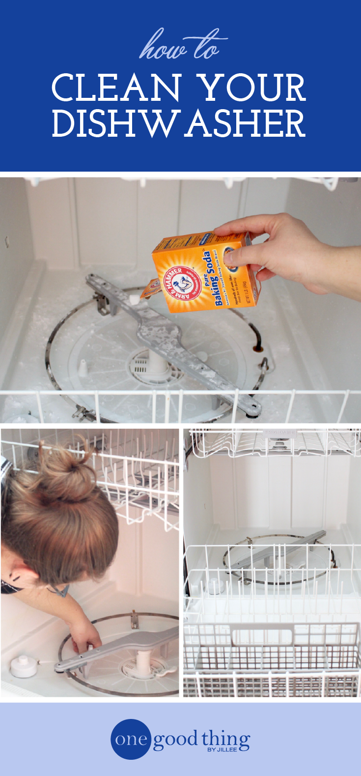 How To Deep Clean A Dishwasher In 3 Easy 198744 Png Images Pngio