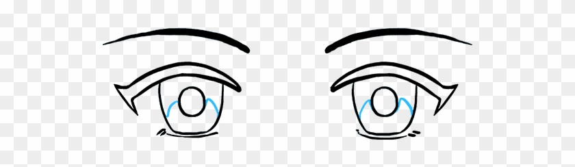 How To Draw Anime Eyes Male Drawings O 1200542 Png Images Pngio