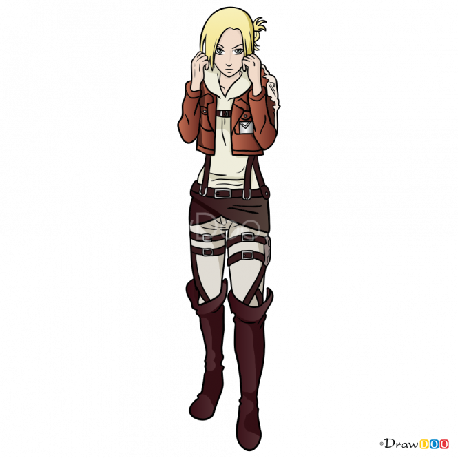 Attack On Titan Annie Png Free Attack On Titan Annie Png Transparent Images 52529 Pngio
