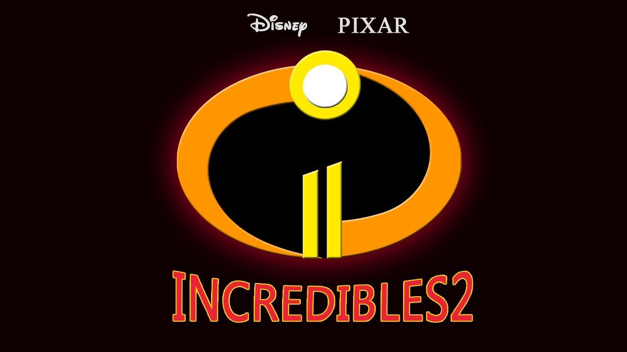 Incredibles 2 Logo - How to Draw The Incredibles 2 Logo in Photoshop - YouTube