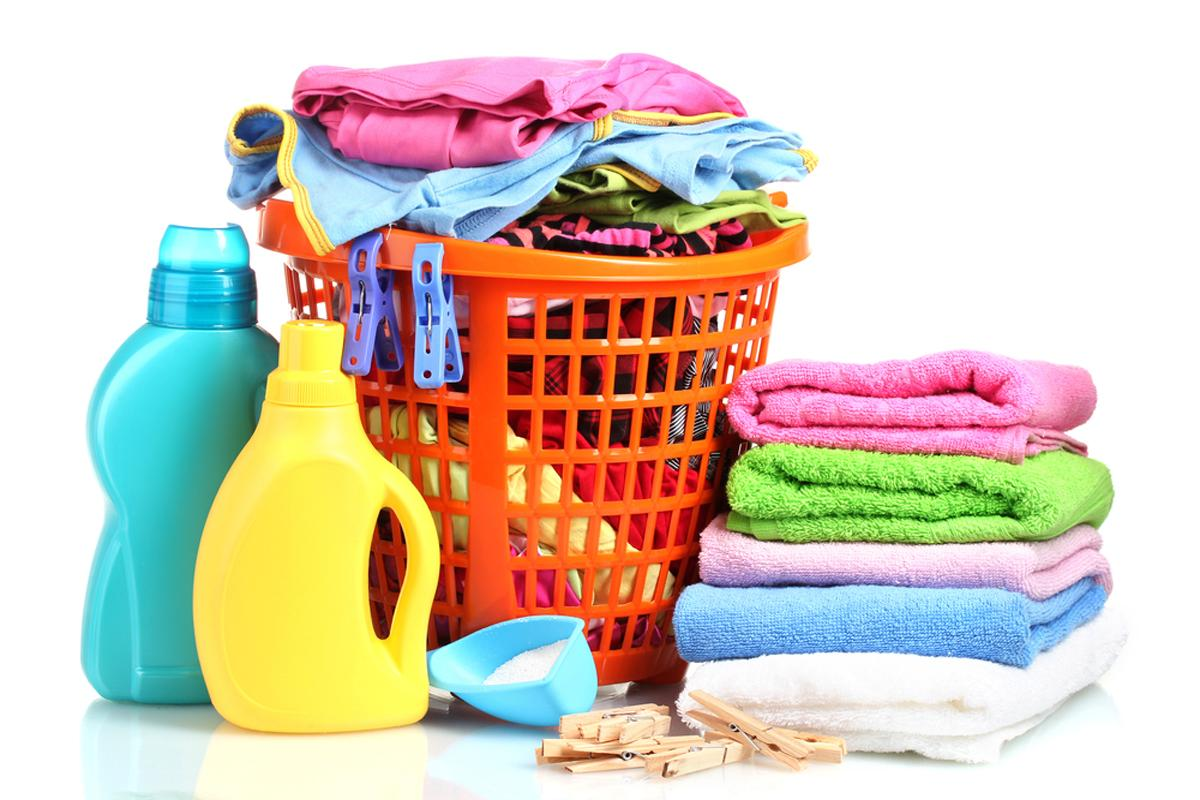 Clothes In A Basket Png Amp Free Clothes In A Basket Png