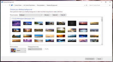Desktop Png For Multiple Monitors - How to set different wallpapers for multiple monitors in Windows ...