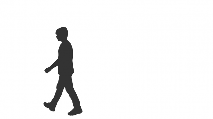 Human Silhouette 5png - Human Silhouette Side Png Vector, Clipart, PSD - peoplepng.com