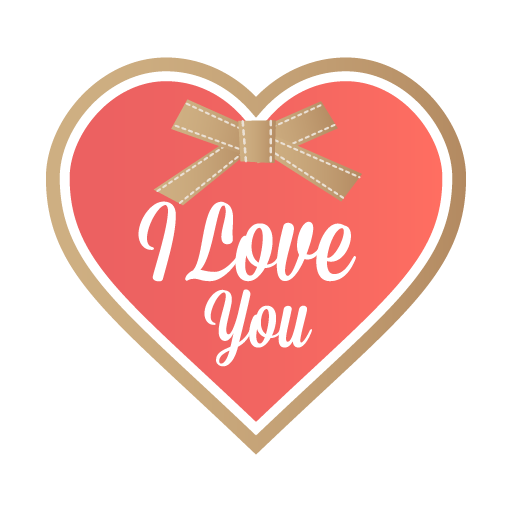 I Love You Png - I-Love-You icon. PNG File: 512x512 pixel