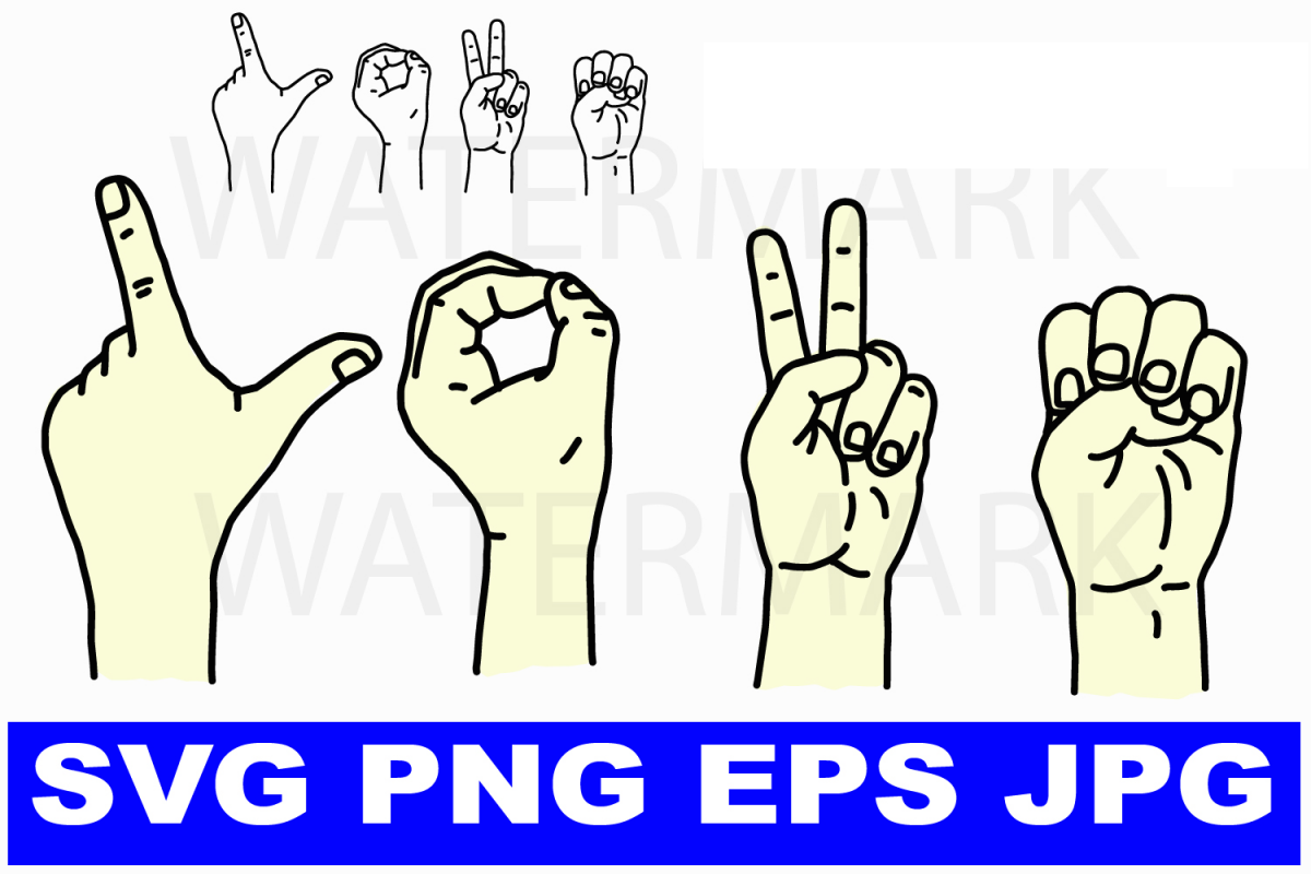 I Love You Sign Language Png Free I Love You Sign Language Png Transparent Images 65320 Pngio