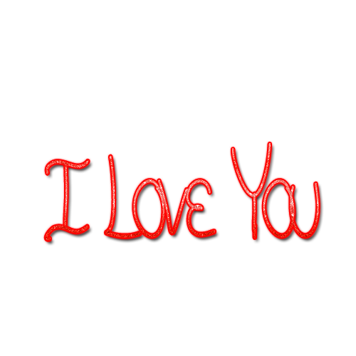 I Love You Png - i love you Texto png by rozieditions ...