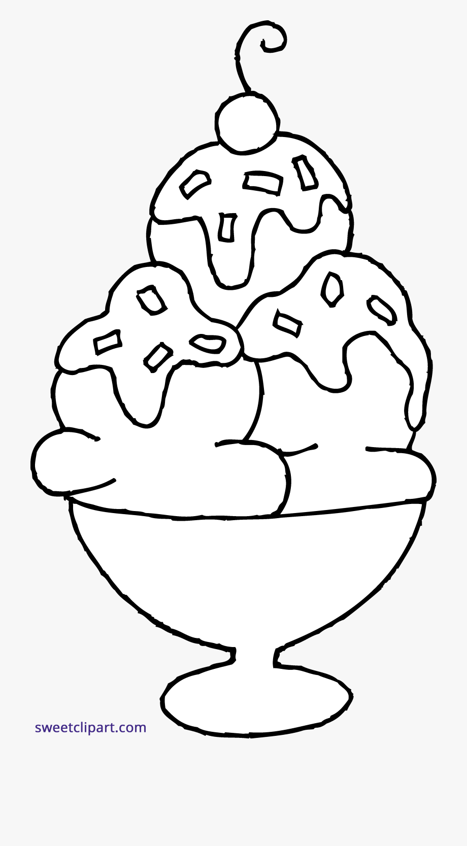 Sundae Coloring Pages Png Free Sundae Coloring Pages Png Transparent Images 86428 Pngio