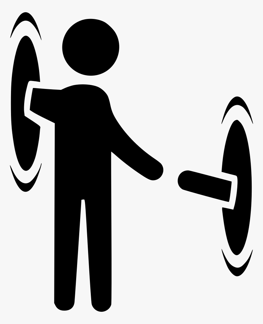 Teleportation Png - Icon Design Clipart Time Travel Teleportation - Time Travel Clip ...