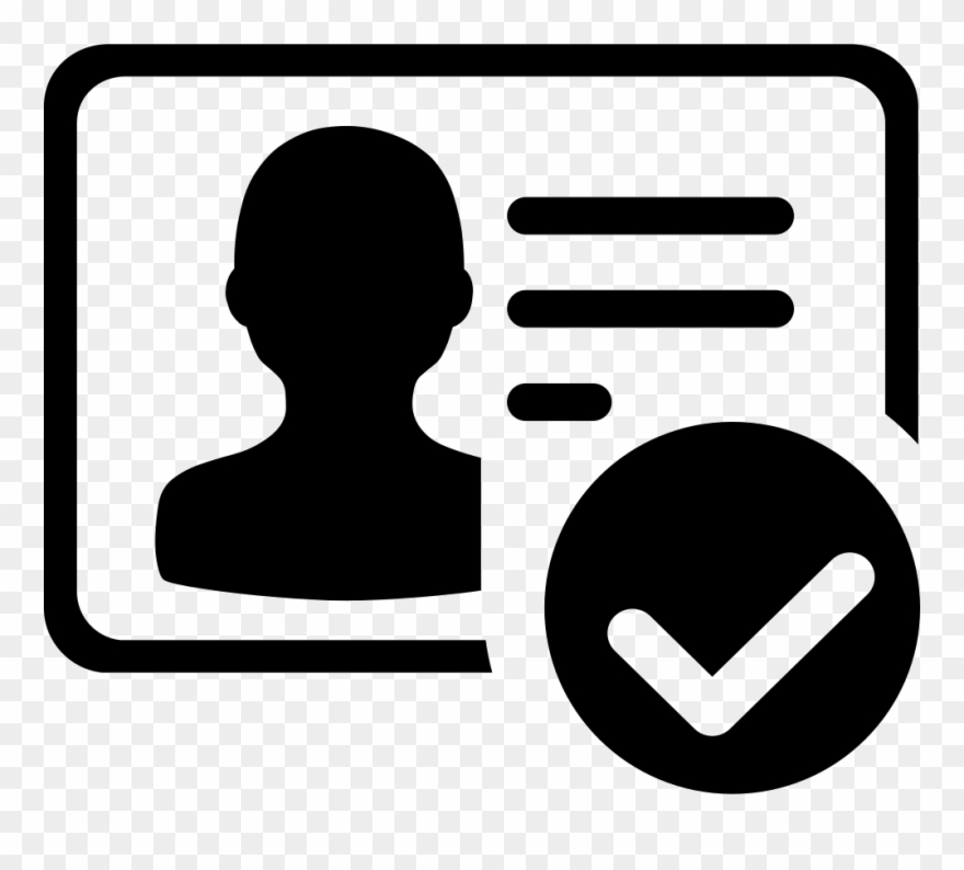 identity authentication svg png icon fre 2435682 png images pngio identity authentication svg png icon