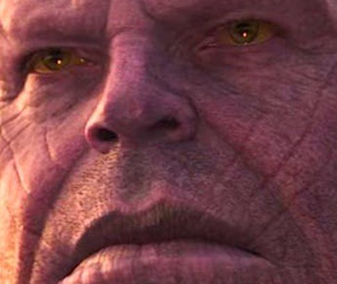 Thanos Face Png Free Thanos Face Png Transparent Images 42524