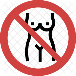 Illegal Icon Of Flat Style Available I Png Images Pngio