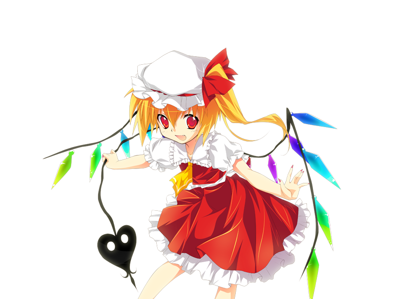 Flandre Scarlet Png - Image - Flandre.png | Touhou Wiki | FANDOM powered by Wikia