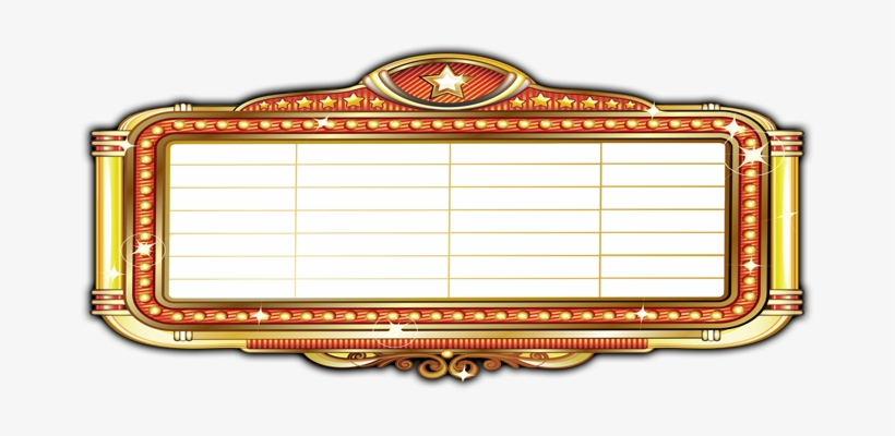 Movie Marquee Png Free Movie Marquee Png Transparent Images 50047 Pngio