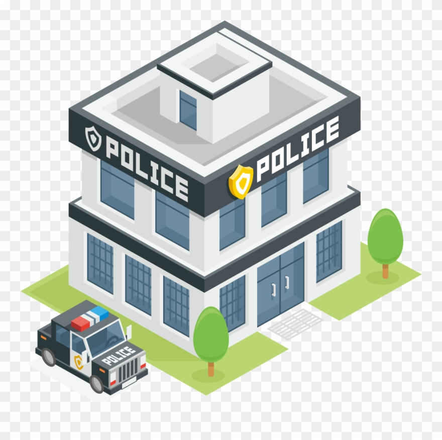 Police Station Png - Image Freeuse Stock Police Station Officer Clip Art - Police ...