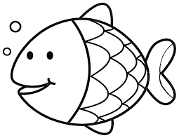 Goldfish Coloring Page Png - Image result for fish coloring pages   Easy coloring pages, Fish ...