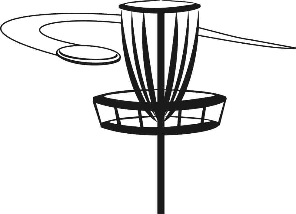 Frisbee Png Black And White - IMLeagues | Frisbee Golf Tourney Mid-Valley (South Texas College ...