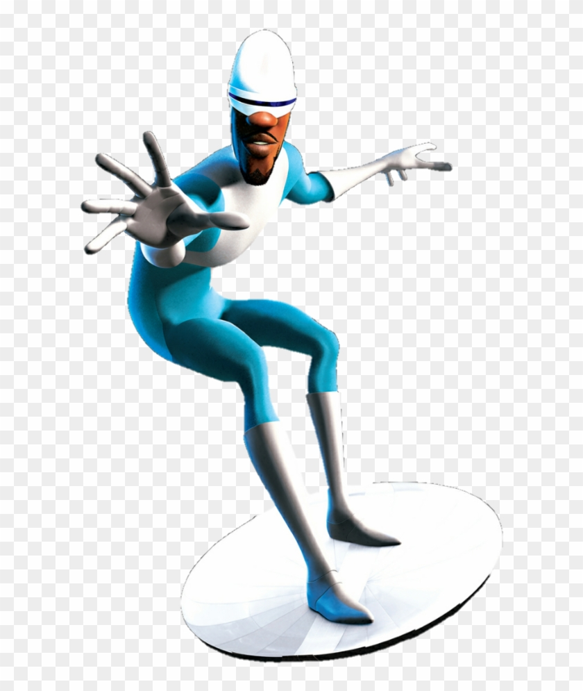 Frozone Png - Incredibles Png - Disney Infinity Incredibles Frozone, Transparent ...