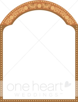Hindu Wedding Png Borders Free Hindu Wedding Borders Png Transparent Images 4388 Pngio