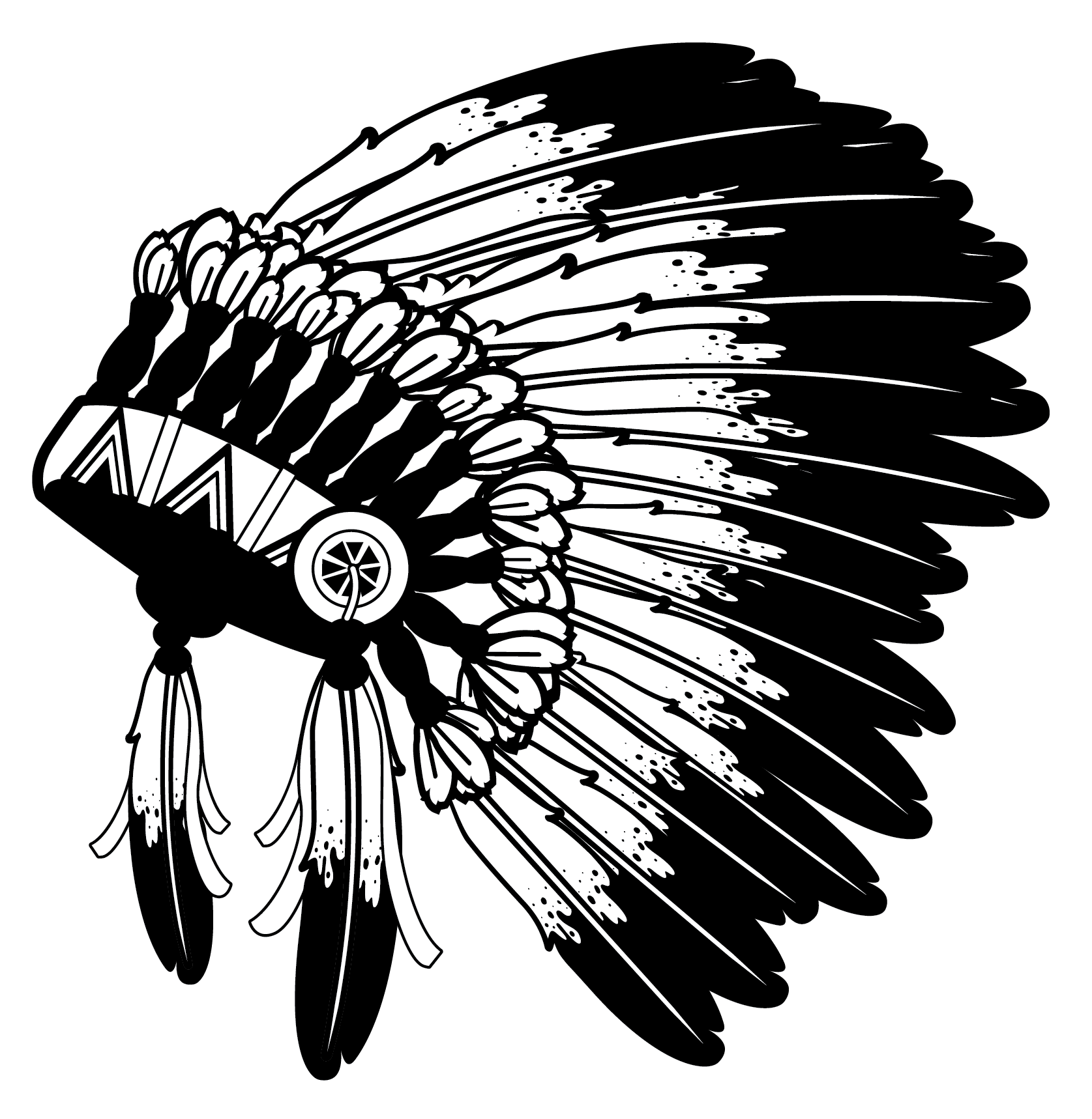 Indian Head Dress Png - Indian Headdress Png (103+ images in Collection) Page 1