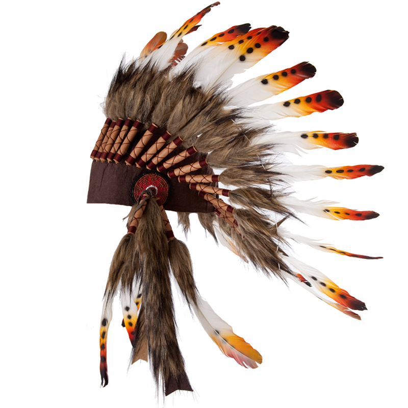 Indian Head Dress Png - Indian Headdress Png (103+ images in Collection) Page 3
