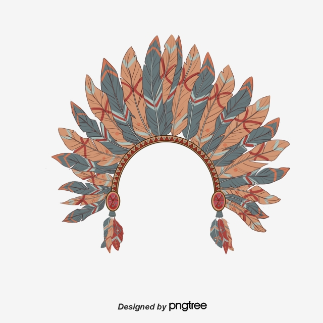 Indian Head Dress Png - Indian Headwear, Indian, Indian Headdress, Headwear PNG ...