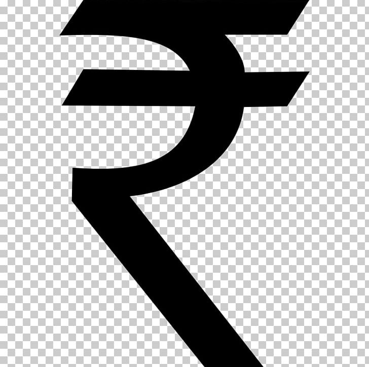 Indian Rupee Sign Png - Indian Rupee Sign Israeli New Shekel Currency PNG, Clipart, Angle ...