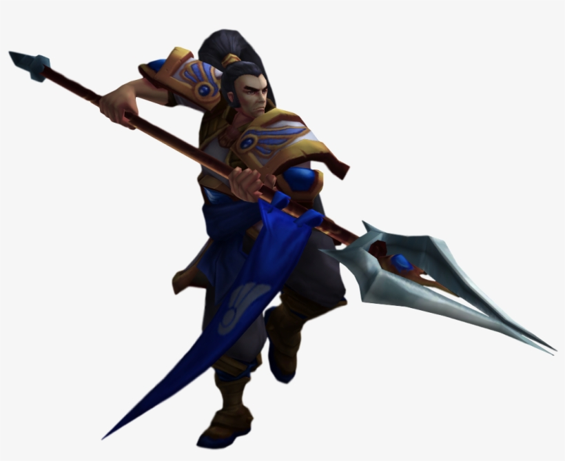 Xin Zhao Png - Infinity Edge Lol Png - Xin Zhao Lol Png - 1040x798 PNG Download ...