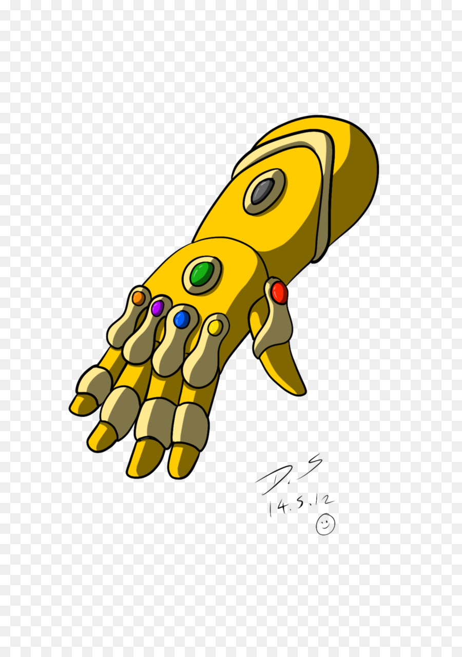 Infinity Gauntlet Clipart - Infinity gauntlet clipart 6 » Clipart Station