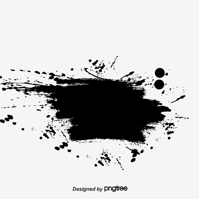 Brush Effect Png - Ink Brush Effect, Ink, Brush, Watercolor PNG and Vector for Free ...