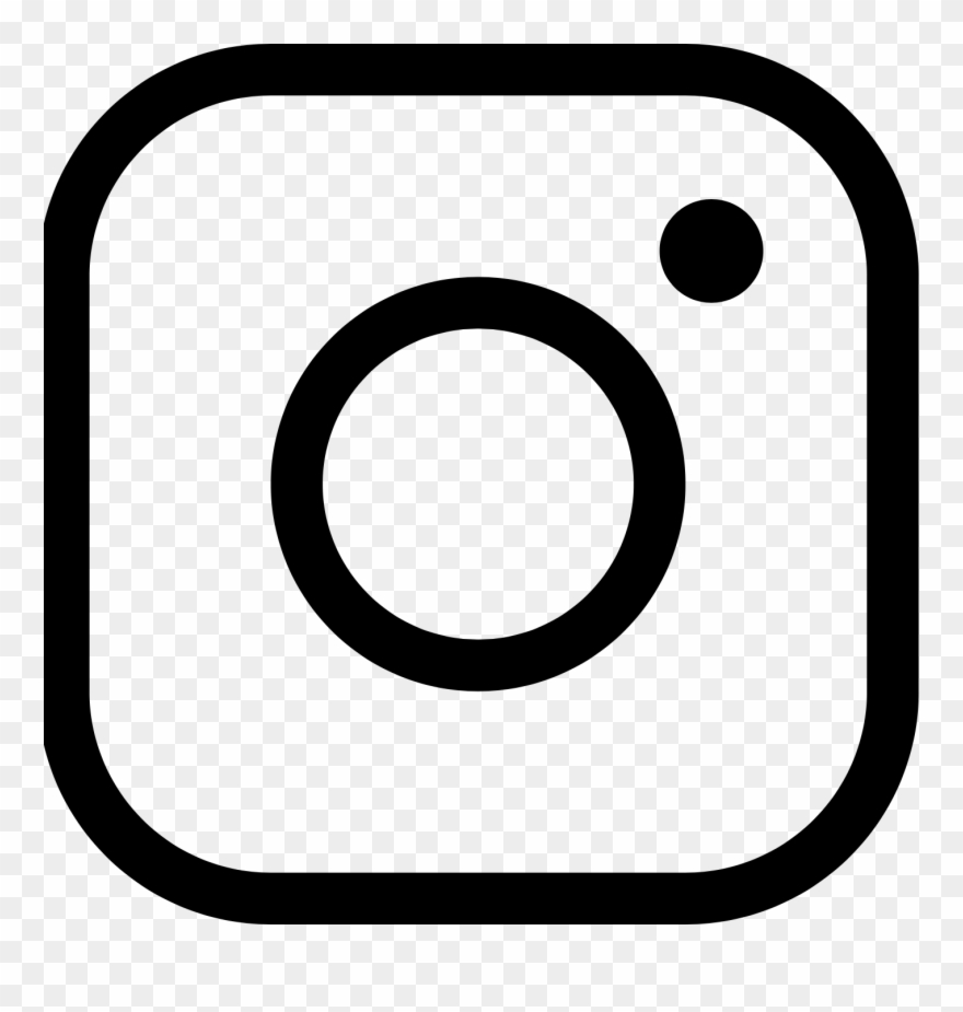 [View 25+] 22+ Instagram Icon Black And White Images vector