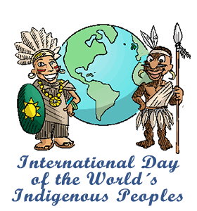 Indigenous Peoples Day Png - International Day Of The World's Indigen #462009 - PNG Images - PNGio