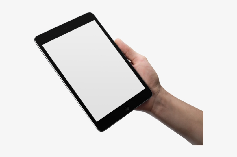 Ipad Hand Png - Ipad In Hand Png - 640x480 PNG Download - PNGkit