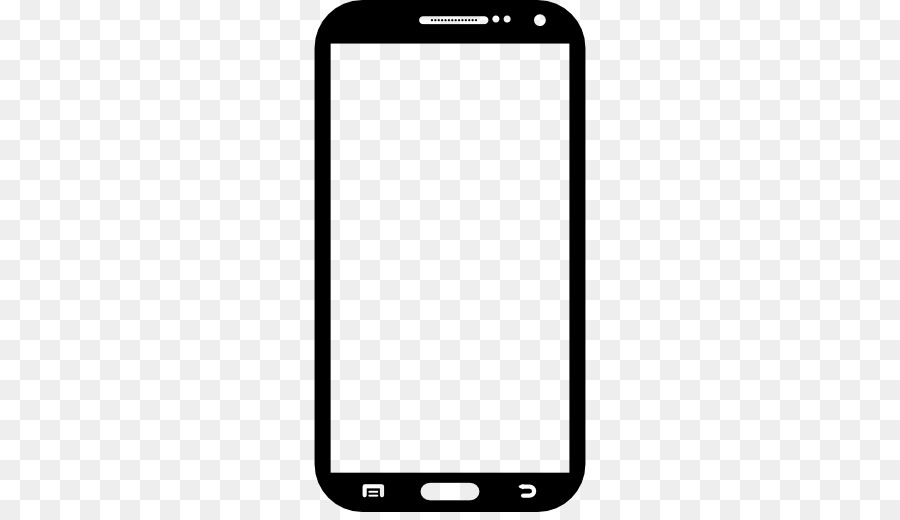 Black And White Cell Phone Png & Free Black And White Cell